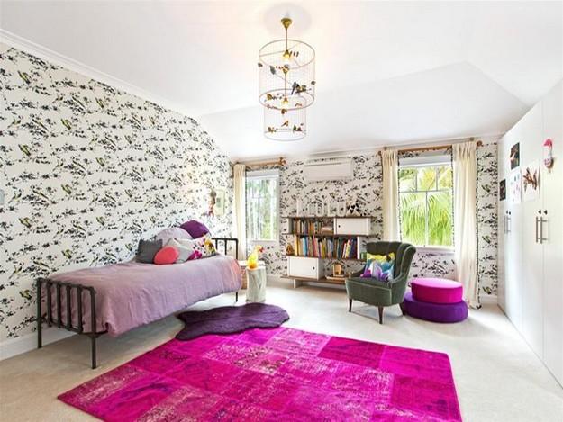 decoration chambre coloree - visuel #5
