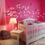 decoration chambre de fille bebe