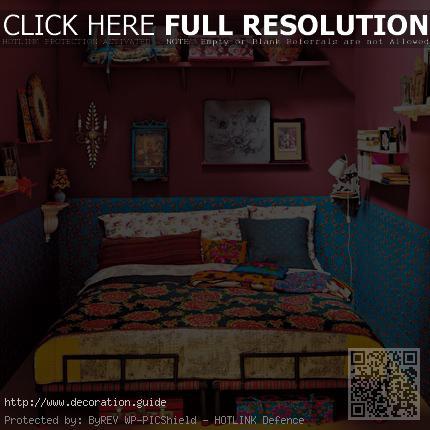 decoration chambre ethnique