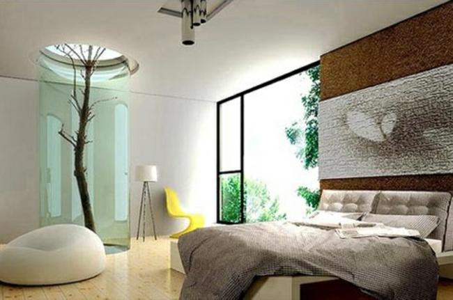decoration chambre exotique - visuel #5