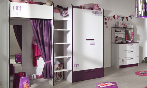 decoration chambre fille 13 ans visuel 5. Black Bedroom Furniture Sets. Home Design Ideas