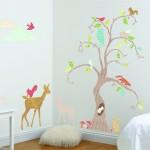 decoration chambre garcon stickers