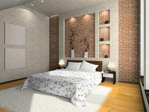 decoration chambre mur. Black Bedroom Furniture Sets. Home Design Ideas