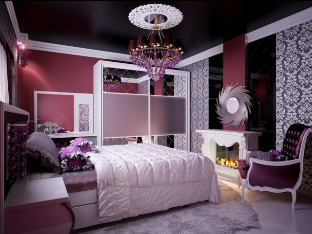 Stunning Chambre Pour Fille Ado Moderne Gallery - Design Trends 2017 ...