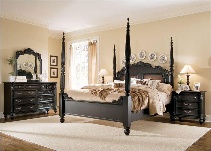 decoration chambre style americain visuel 8. Black Bedroom Furniture Sets. Home Design Ideas