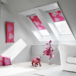 decoration chambre velux