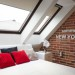 decoration chambre velux