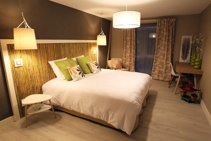 Decoration Chambre Zen Attitude : Decoration chambre zen bambou visuel
