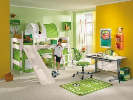 decoration de chambre football   visuel #4