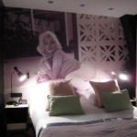 decoration de chambre marilyn monroe