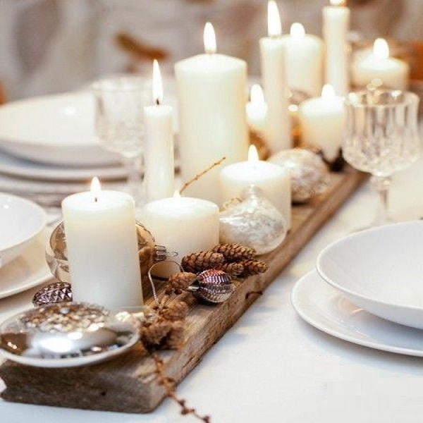 decoration de table reveillon a faire so meme visuel 8 ForDecoration Reveillon