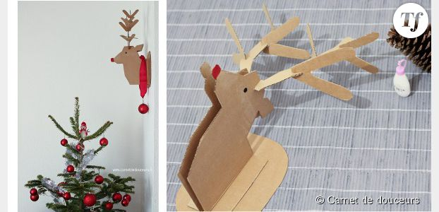 Decoration noel 2016 a fabriquer visuel 7 - Decoration noel a faire ...