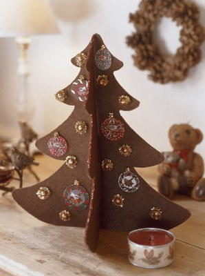 Decoration de noel a faire soi meme pour adulte - Decor de table pour noel a faire soi meme ...