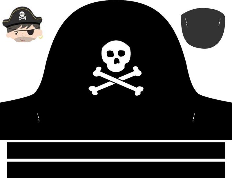 decoration pirate a fabriquer
