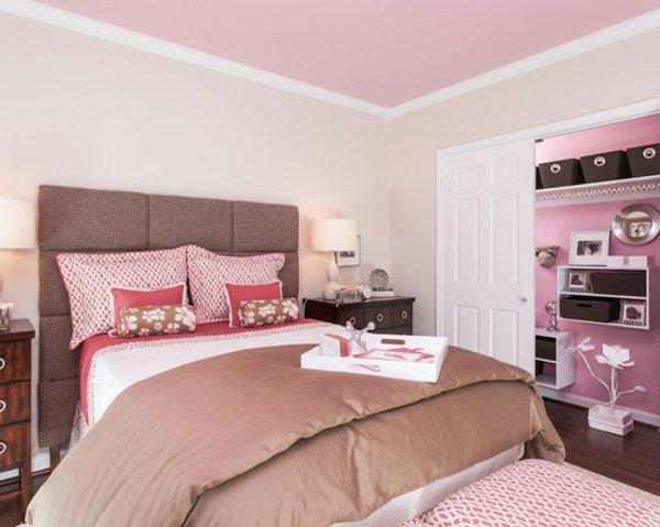 decoration pour un lit visuel 4