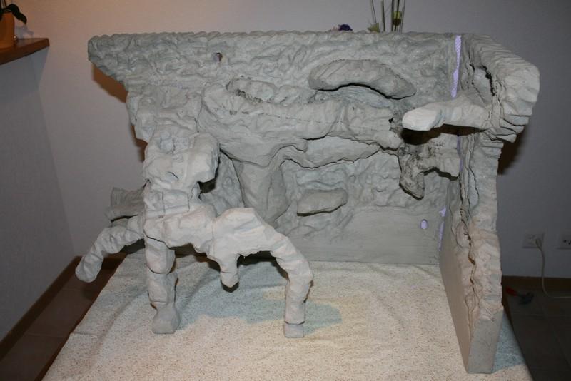 fabriquer un decor en polystyrene pour aquarium visuel 6. Black Bedroom Furniture Sets. Home Design Ideas
