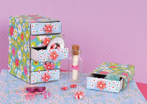fabriquer une boite a bijoux pour petite fille visuel 3. Black Bedroom Furniture Sets. Home Design Ideas
