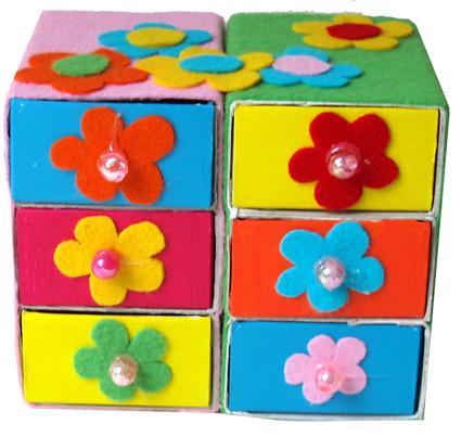 fabriquer une boite a bijoux pour petite fille visuel 1. Black Bedroom Furniture Sets. Home Design Ideas