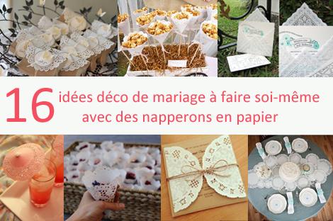 faire decoration mariage soi meme - visuel #6