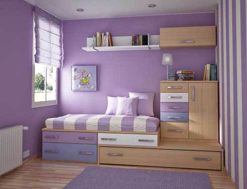 idee deco chambre fille 6 ans solutions pour la. Black Bedroom Furniture Sets. Home Design Ideas
