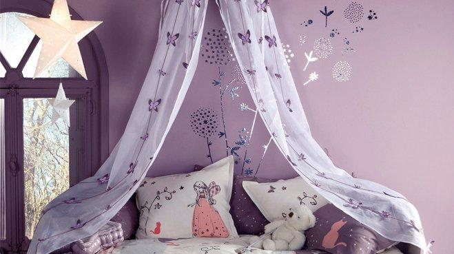 idee deco chambre fille princesse - visuel #2