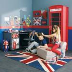 idee deco chambre garcon london