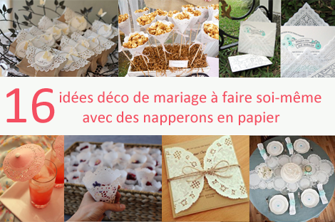 Awesome Deco Mariage A Faire Soi Meme Contemporary