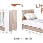 lit bebe evolutif sans barreaux. Black Bedroom Furniture Sets. Home Design Ideas