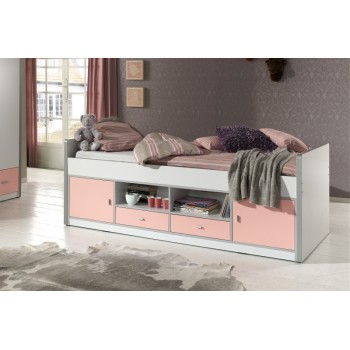 lit junior avec rangement visuel 2. Black Bedroom Furniture Sets. Home Design Ideas