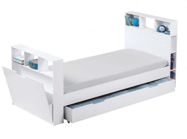 lit junior rangement visuel 4. Black Bedroom Furniture Sets. Home Design Ideas