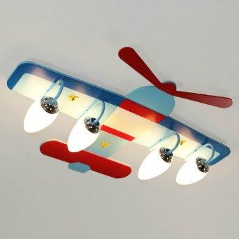 Luminaire bebe avion visuel 8 for Plafonnier chambre garcon