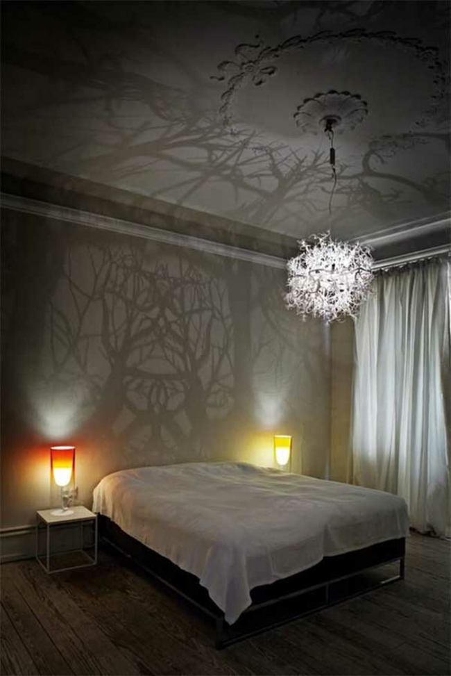 luminaire pour chambre a coucher visuel 7. Black Bedroom Furniture Sets. Home Design Ideas