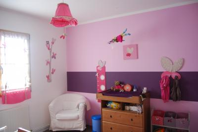 modele deco chambre bebe fille - visuel #8