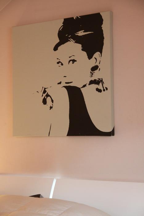 tableau pour chambre noire et blanche visuel 4. Black Bedroom Furniture Sets. Home Design Ideas