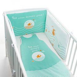 Tour de lit bebe hauteur 50 cm visuel 6 - Tour de lit 160 ...