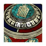 boite a bijoux tibetaine