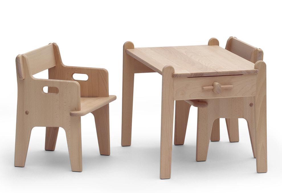 Bureau et chaise pour bébé u table de lit a roulettes