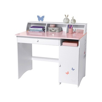 Bureau petite fille conforama for Bureau junior fille