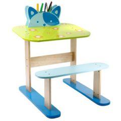 bureau enfant garcon 2 ans