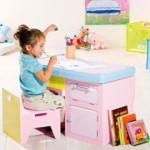 bureau pour bebe fille