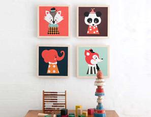 cadre deco pour bebe. Black Bedroom Furniture Sets. Home Design Ideas