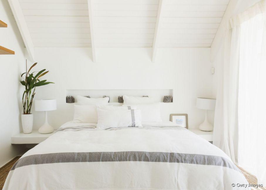 Chambre deco cosy visuel 1 for Chambre 8 metre carre