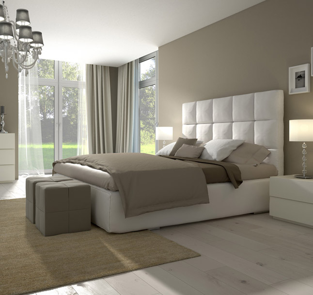 Chambre deco photo for Decoration interieur chambre adulte moderne