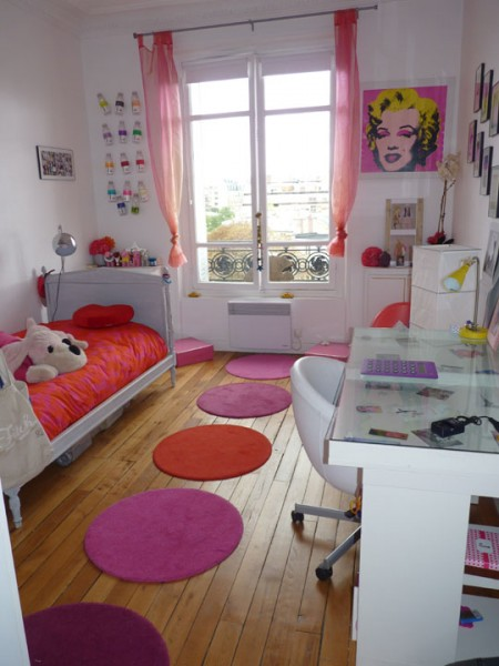Awesome Idee Deco Chambre Fille 7 Ans Pictures Bikeparty