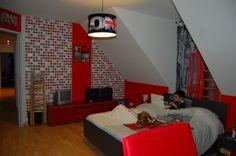 Deco chambre ado garcon new york visuel 9 - Idee deco chambre new york ...