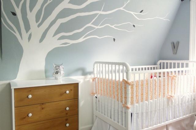 deco chambre bebe simple - visuel #4