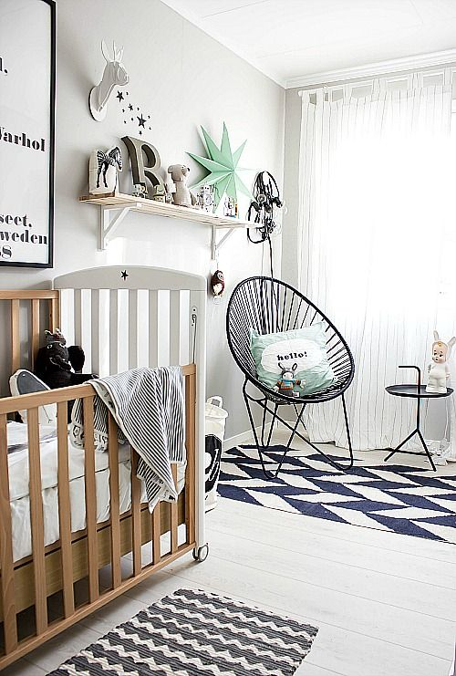 deco chambre bebe simple - visuel #9
