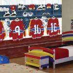 Deco chambre de hockey for Decoration chambre hockey