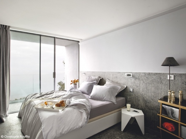 Best Chambre Gris Et Blanc Contemporary - lalawgroup.us ...