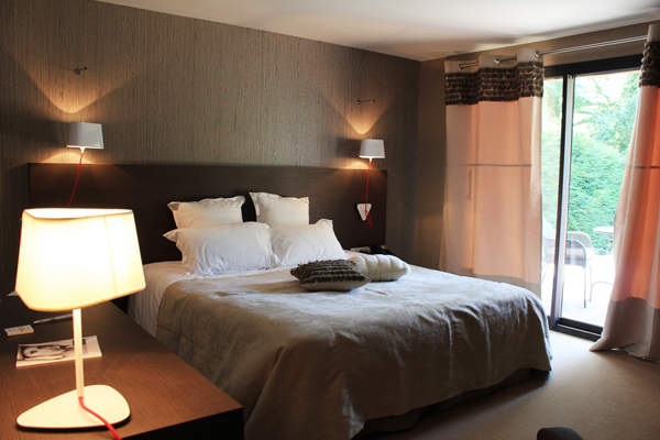 D coration chambre hotel for Decoration chambre hotel luxe